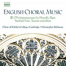 St. John's College Choir, Cambridge - English Choral Music [New CD]