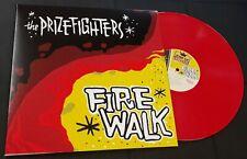 THE PRIZEFIGHTERS Firewalk LP red wax ska rock steady Skatalites Studio One