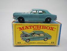 Matchbox Series Ford Zodiac MK IV MB53 (1)