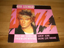 Rod Stewart-what am i gonna do.12""