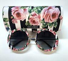 e7eb47dbdf0 Dolce   Gabbana DG2198 1298 8G Sunglasses Rose Gold Frame Grey Gradient 63mm