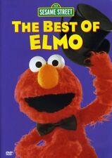 Best of Elmo [New DVD]