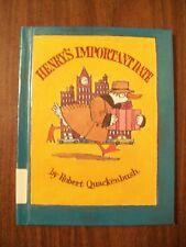 Henrys Important Date (Parents Magazine Read Alou