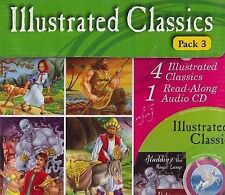 Illustrated Classics Pack 3 by B Jain Publishers Pvt Ltd (Mixed media...