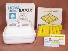 HovaBator Egg Incubator 1602N w/ 1611 Auto Egg Turner