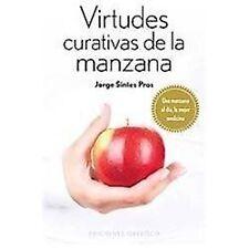 Virtudes curativas de la manzana (Coleccion Salud y Vida Natural)-ExLibrary