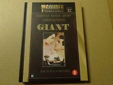 DVD GOUDEN FILMKLASSIEKERS NR.12 / GIANT ( ELIZABETH TAYLOR, JAMES DEAN... )