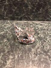 "Swarovski Crystal Swan Small Retired 1-3/8"""