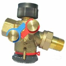 OVENTROP robinet combiné de réglage et de régulation COCON QTZ DN 20 neuf