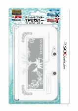 Pokemon 3DS XL TPU Silicone Cover XERNEAS Case Protector Clear XY