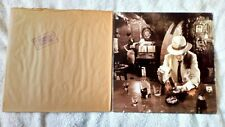 led zeppelin lp  in through the out door 1979 paper outer sl vg inner sl vg+