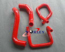 For Ford Territory SX SY 4.0L 6 Cyl 2004-2011 Silicone Radiator Heater Hose RED