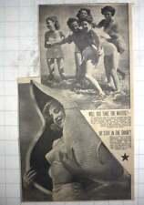 1950 Margate Pier, Joan Chambers, Barbara Mouldes, Pamela Pennington