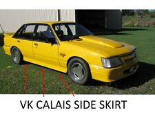 VK COMMODORE CALAIS SIDE SKIRTS WILL ALSO FIT VB-BC-VH-VK-VL