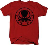 Octopus Kraken Squid Sea Ocean Life  Color T-Shirt