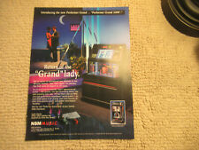NSM  JUKEBOX  performer grand 2000  FLYER