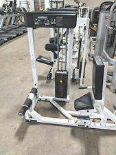 Paramount SEATED CALF RAISE AP-3500 Weight Stack Gym Exercise Fitness Machine