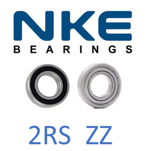 6200-6212 NKE BALL BEARING RUBBER OR METAL SEALS (2RS/2ZZ) SELECT YOUR SIZE