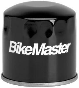 BikeMaster Oil Filters for Street Black JO-M028