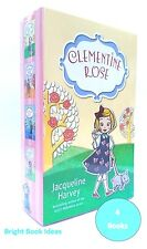 CLEMENTINE ROSE 4 BOOK SET - Books 1 - 4 New and Sealed Jacqeline Harvey