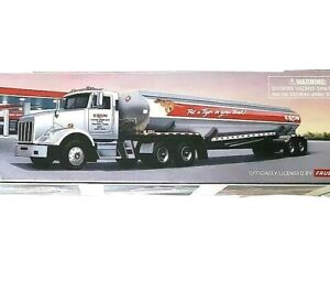 NEW 1997 Exxon Special Edition #6 Refinery Toy Tanker Truck Lights Sounds