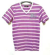 Burberry Black Label striped cotton tshirt