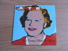 CARTER USM - THE YOUNG OFFENDERS (RARE PROMO CD SINGLE)