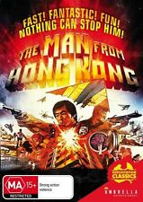 Man From Hong Kong (DVD, 2016) (Region 4) Aussie Release