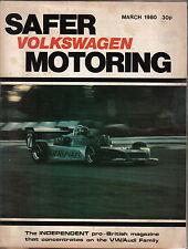 VW Safer Volkswagen Motoring 3/80 Golf 1300LS Passat Audi 100 Type 2 Transporter