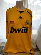 Camiseta Casillas portero Real Madrid / Spain shirt (2008-2009)