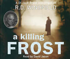 A Killing Frost - DI Jack Frost Book 6 - Audio Book (CD-Audio), Books, Brand New