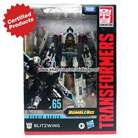 Transformers BLITZWING Studio Series 65 Takara Tomy Hasbro Voyager Action Figure