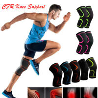 CFR Knee Compression Leg Support Brace Joint Pain Relief Sports Fitness Crossfit