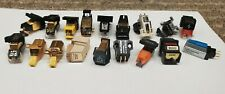 18 Vintage Turntable Cartridges With Stylus Needles Tested Working Lot