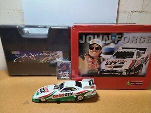 1997 John Force Castrol GTX Bumper to Bumper Tool Kit 1:24 NHRA Funny Car w/Tin
