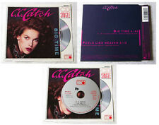 C. C. Catch - Big Time .. 1989 Metronome 3inch Maxi-CD