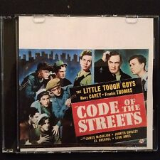 CODE OF THE STREETS Little Tough Guys Dead End Kids DVD 1939