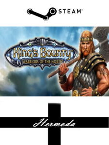 King's Bounty: Warriors of the North Steam Key for PC or Mac (Same Day Dispatch)
