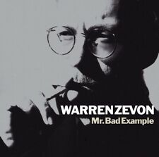 CD Mr. Bad Example (1991) Warren Zevon /Things To Do In Denver When You´re Dead