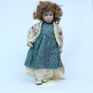 hamilton collection porcelain dolls Erin