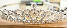 Royal Beauty Pageant Tiara Weddings Sweet 15/16 Baptism 1ST Communion CH-10226