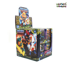 Loyal Subjects Masters of the Universe Wave 2 Factory Case of 12 Vinyl Figures