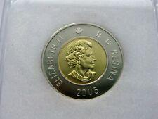 2005 CANADA $2 DOLLAR CHOICE SPECIMEN TOONIE COIN