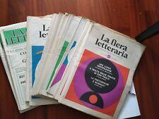 La fiera letteraria 1966-1967 vari numeri