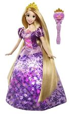 """Disney Princess Tangled Sing and Glow Rapunzel Doll Sings 'I see the light"""""""