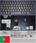 Teclado Qwerty PO Portugués HP COMPAQ Presario CQ20, 2230 2230S 483931-131 Negro