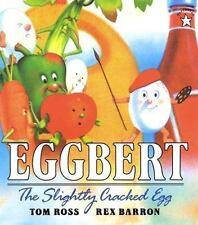 Eggbert: The Slightly Cracked Egg (Paperstar)-ExLibrary