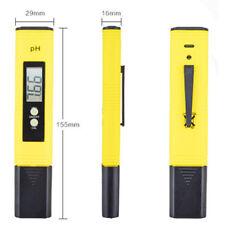 Electric Digital LCD PH Meter Tester Water Hydroponics Aquarium Test Pen NP2C