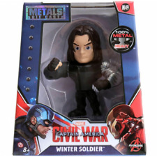 Captain America Civil War Winter Soldier 4 Inch Diecast Figure M49