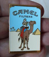 BEAU PIN'S BD TINTIN ET MILOU CIGARETTES CAMEL FILTERS SERIE LIMITEE 50 U
